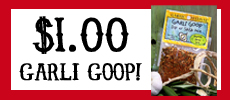 Get Garli Goop for only $1!