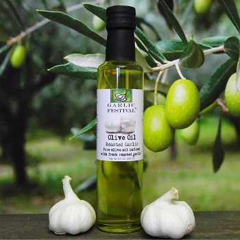 Fire Roasted Garlic Olive Oil
