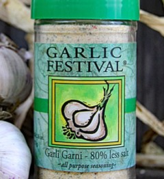 Low Sodium Garli Garni