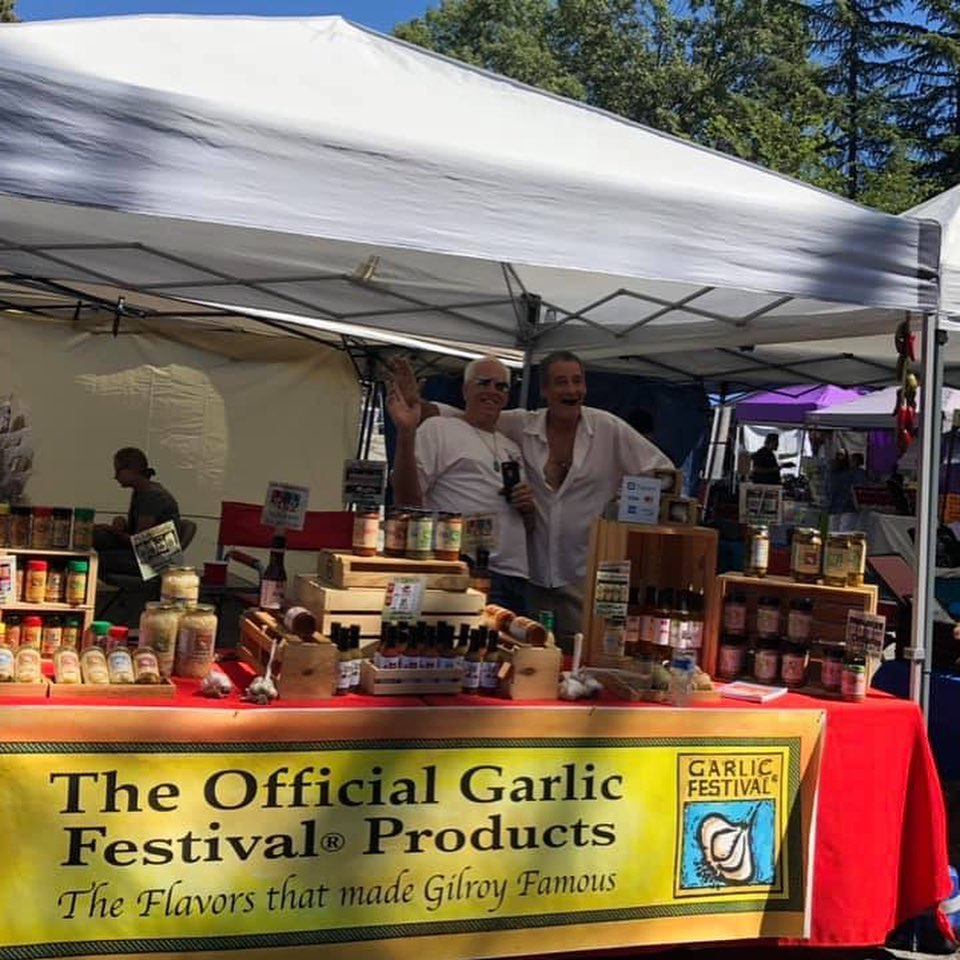 Garlic Festival Foods Kenny and Chris Regional Sales