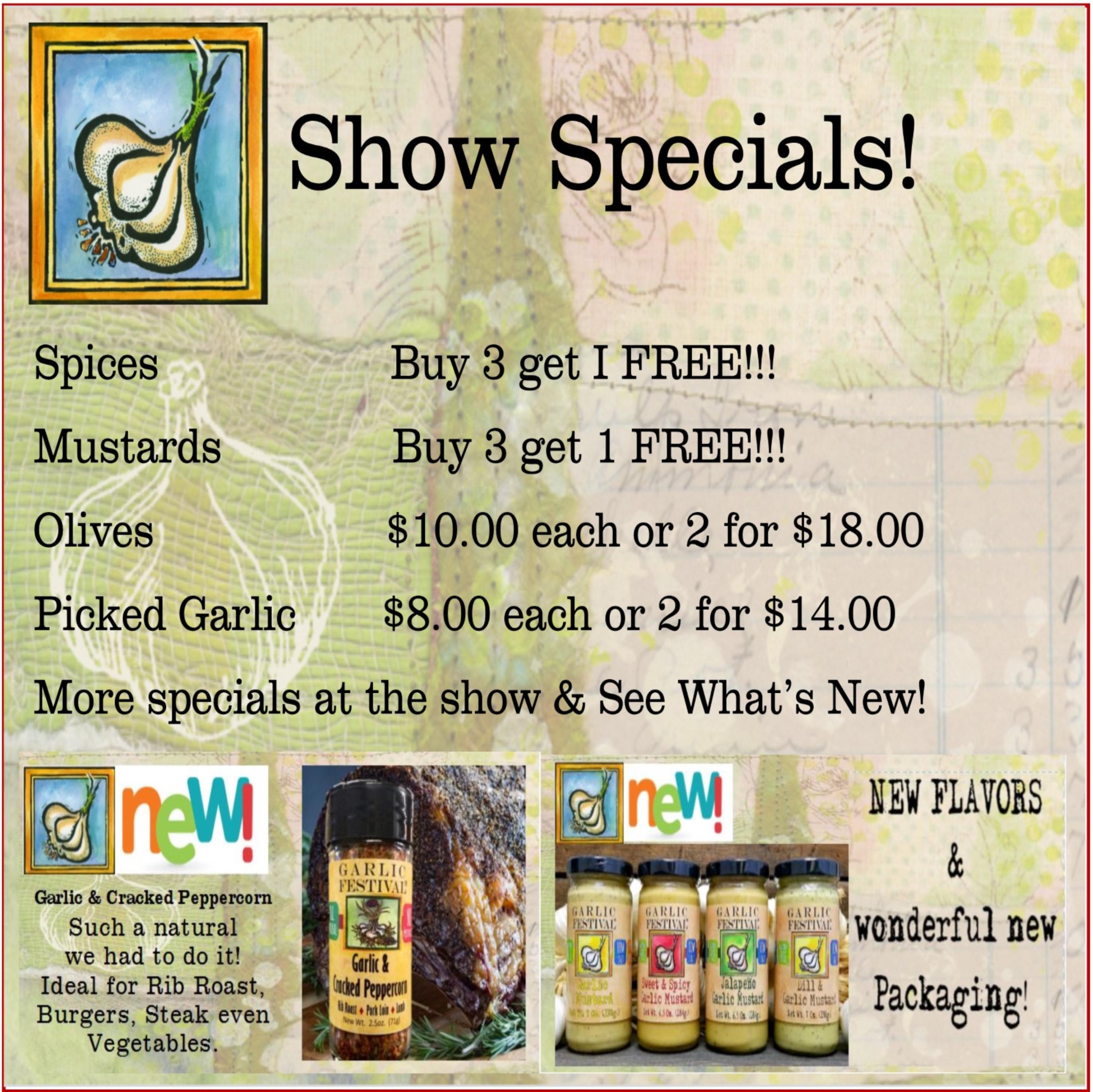 Gilroy garlic festival discount coupons