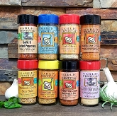 Mix-N-Match Garlic Seasoning Case of 12 jars