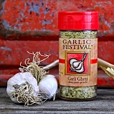 Garli Ghetti Cheesy Garlic Pasta Sprinkle Case of 12 Jars