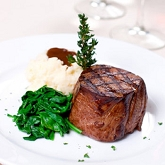 Garlic Filet Mignon