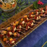 Easy Holiday Kabobs