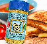 Garli Grilled Cheese