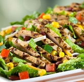 Garlic Festival Foods Southwestern Chicken Salad Recipe