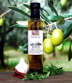 Garlic & Herbs Olive Oil