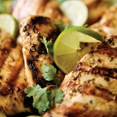 Norman Bishop Mexican Lemon & Lime Marinade Chicken