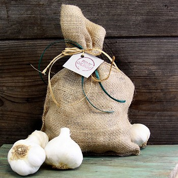 Fresh California Garlic Bagged