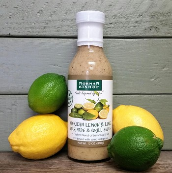 Norman Bishop Mexican Lemon & Lime Marinade