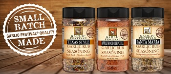Garlic Rub Lover's Gift Pack