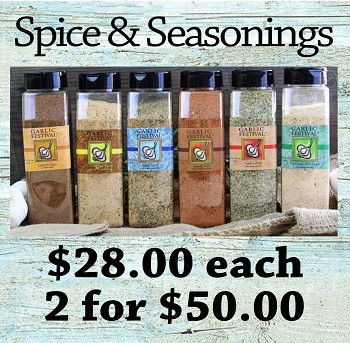 Sign-Seasonings Grande