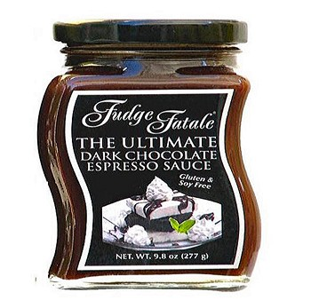 Fudge Fatale Dark Chocolate Espresso Sauce