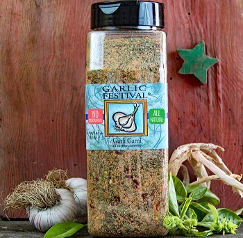 Garli Garni All Purpose Garlic Seasoning Grande