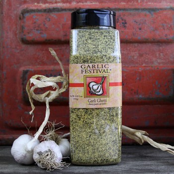 Garli Ghetti Cheesy Garlic Sprinkle Case of 4 Grandes