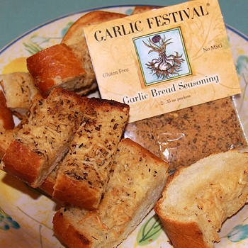Garlic Bread Seasoning