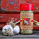 Garli Ghetti Cheesy Garlic Sprinkle Case of 12 Jars