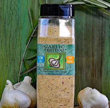Low Sodium Garli Garni All Purpose Garlic Seasoning Grande