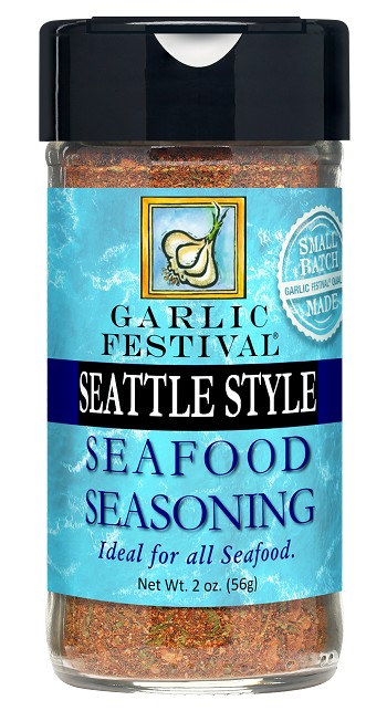 Seattle Style Seafood Seasoning 2 oz.