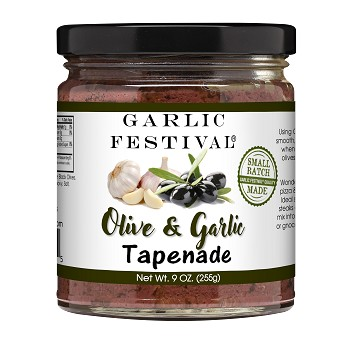 Olive & Garlic Tapenade Case of 12