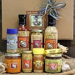 Garlic Festival In A Box Gift Pack