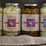 Mix-n-Match Pickled Garlic Case Quarts