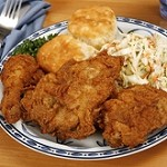 California Cajun Fried Chicken